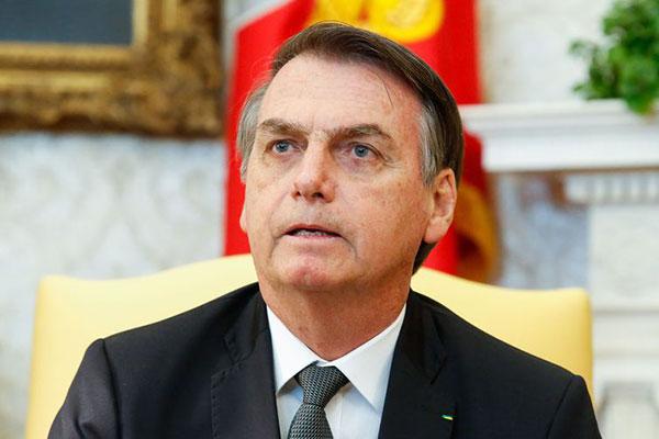 Jair Bolsonaro, Chile