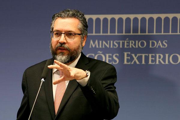 Chanceler Ernesto Araújo