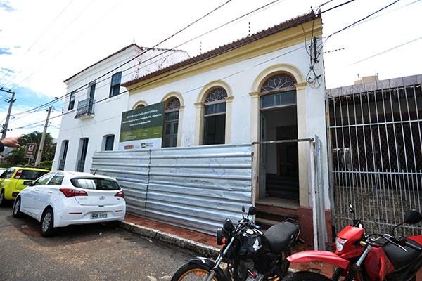 Reforma da antiga sede do IPHAN é um dos poucos projetos realizados com os recursos federais do PAC Cidades Históricas