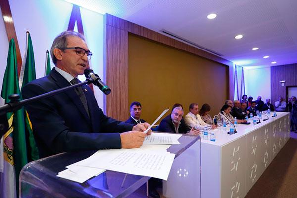 Presidente do Conselho Deliberativo do Sebrae/RN, Marcelo Queiroz, representará instituição