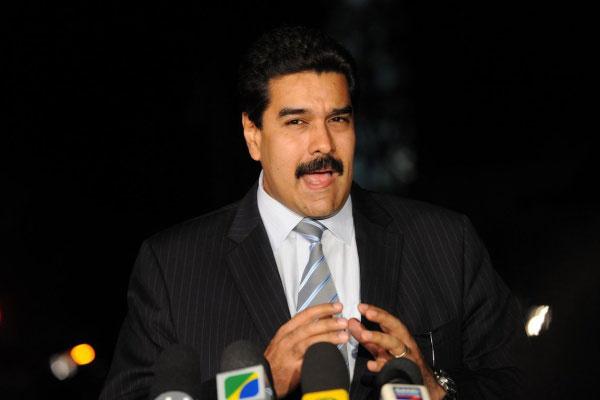O presidente da Venezuela, Nicolás Maduro anuncia medidas para prevenir apagões no país