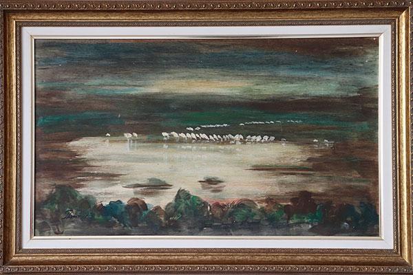 Curadoria propõe leitura sentimental da obra de Thomé, destacando fases entre 1970 a 1990 com fatos da vida do artista