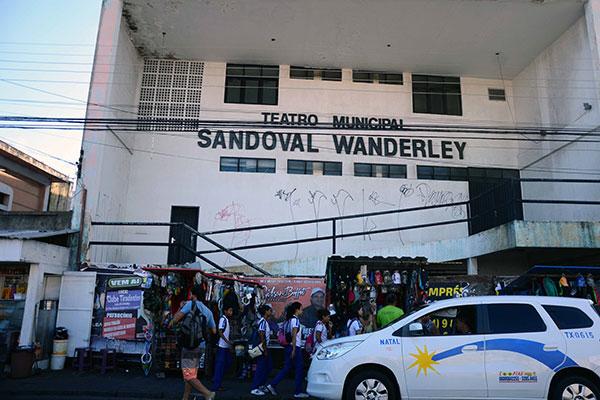 Imbróglio envolvendo o Teatro Sandoval Wanderley poderá ter uma solução
