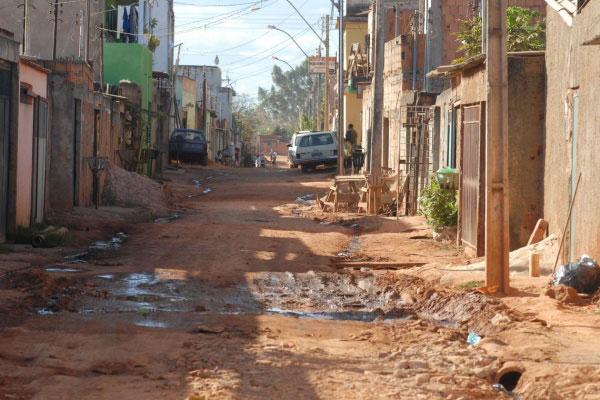 Pobreza no Brasil segundo Banco Mundial