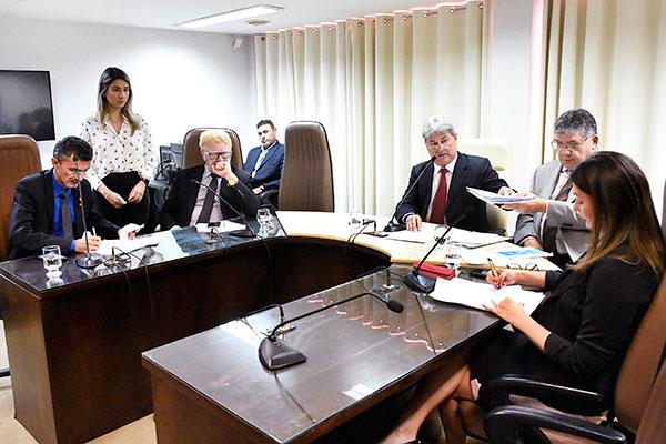 CFF analisou ontem projeto de lei para readequação administrativa, prevendo desmembramento, fusão, extinção e criação de pastas