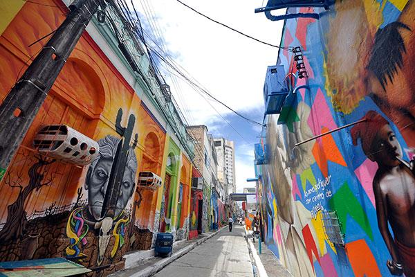 Samba promove festa dançante na rua Coronel Cascudo