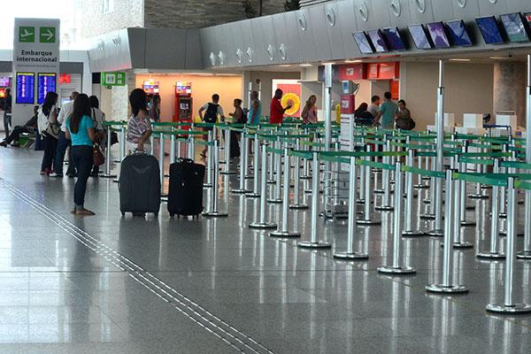De 2015 a 2018, número de passageiros no terminal caiu em 154.966