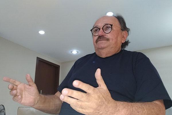 José Vanildo, Presidente da Federação Norte-rio-grandense de Futebol