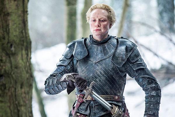 O papel que esperei por toda minha vida, diz Gwendoline Christie sobre Brienne