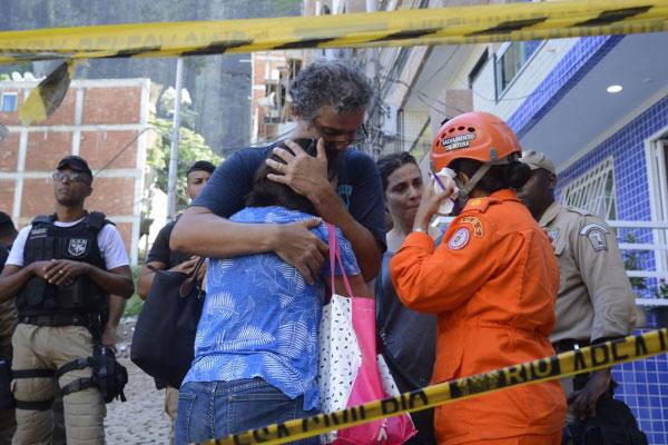 Rio de Janeiro tragédia