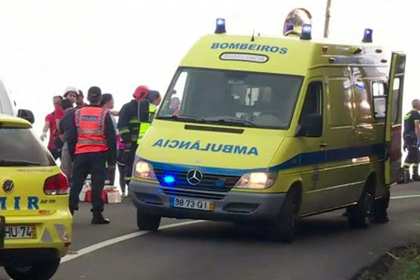 Acidente de ônibus mata 28 turistas