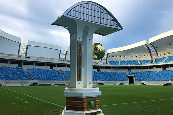 FNF aguarda um número recorde de torcedores na Arena das Dunas para ver quem ficará com o troféu que homenageia o Parque da Cidade, um dos símbolos de Natal
