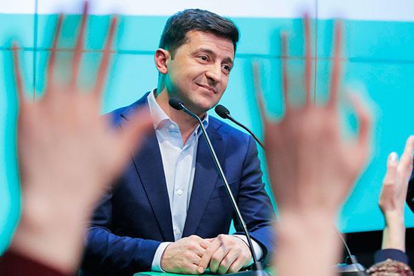 Eleições na Ucrânia