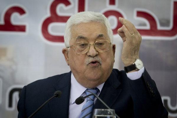 Presidente palestino