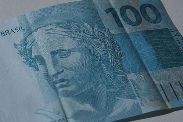 dinheiro/real