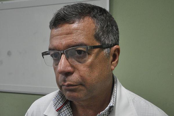 Kleber Luz, infectologista