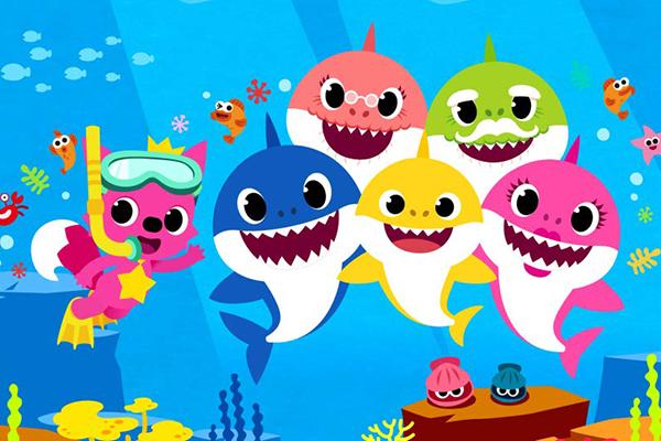 Musical infantil traz para o Teatro Riachuelo espetáculo baseado na animação do tubarãozinho, em montagem que convida toda a família para participar e interagir
