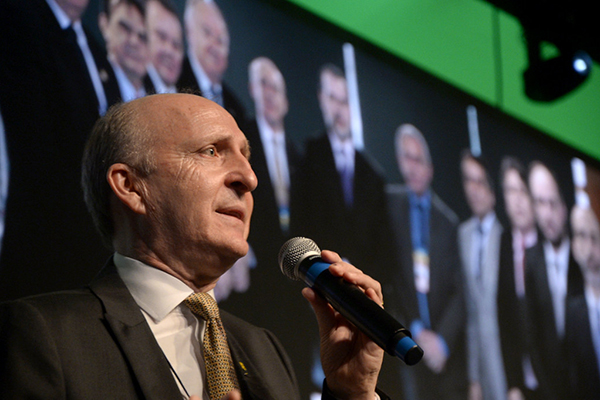 Glademir Aroldi, Presidente da Confederação Nacional dos Municípios (CNM)