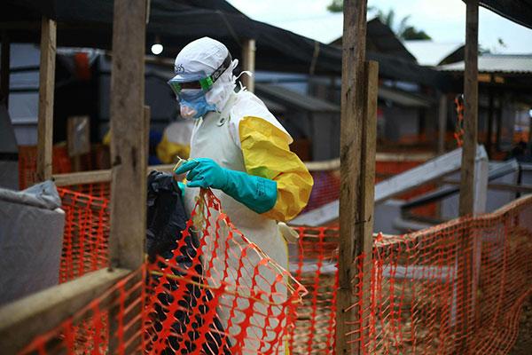 Congo, vírus do Ebola