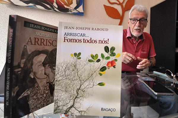 Livro conta a trajetória de projetos sociais e educativos em Natal e Serra do Mel