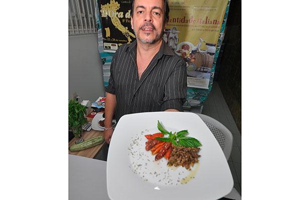 Michele Maisto lança ciclo para debater identidade culinária