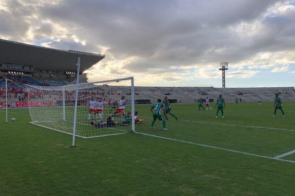 América goleou o Serrano-PB na estreia da Série D jogando fora de casa