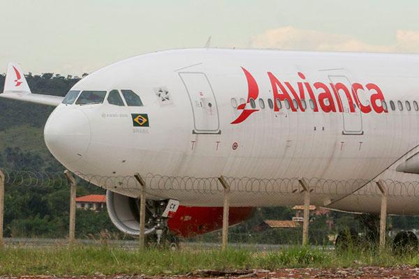 Avianca acumula mais de R$ 2,5 bilhões em dívidas no mercado