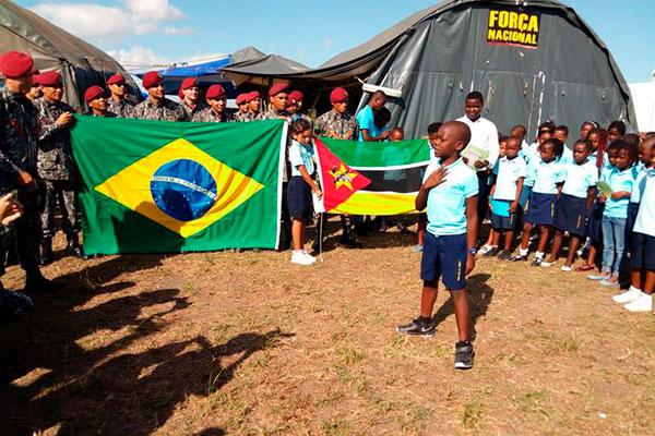 Força Nacional em Moçambique