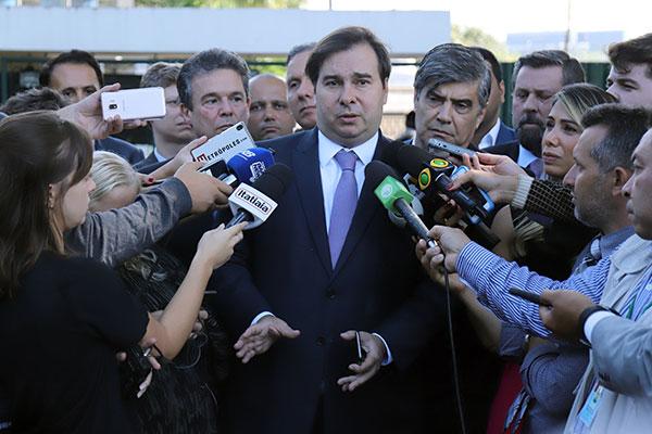 Rodrigo Maia convoca os membros da Comissão que vão discutir a Proposta de Emenda Constitucional