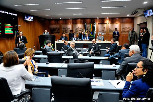 Câmara Municipal rejeitou projeto para auxílio a travestis e transexuais