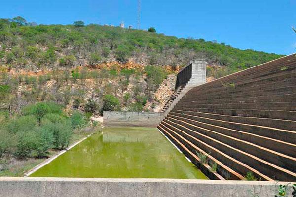 Empresa que presta assessoria deve elaborar ainda o projeto executivo da barragem