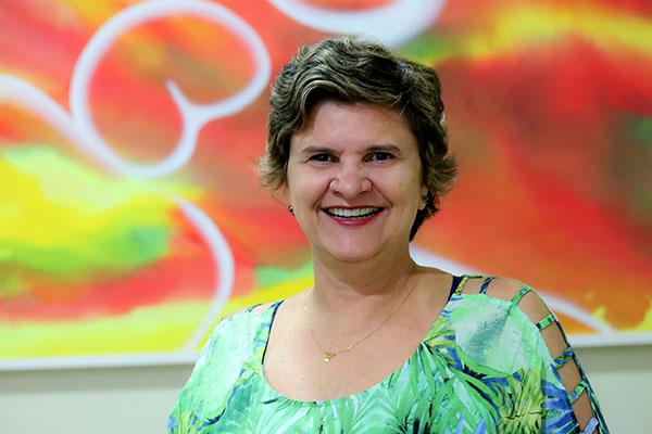 Ana Maria da Costa, secretária de Turismo do RN