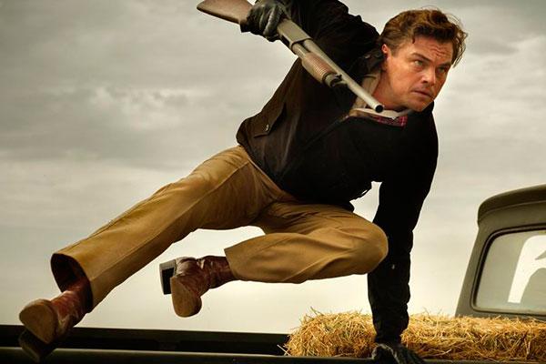'Era uma vez em Hollywood', de Tarantino, estrelado por DiCaprio