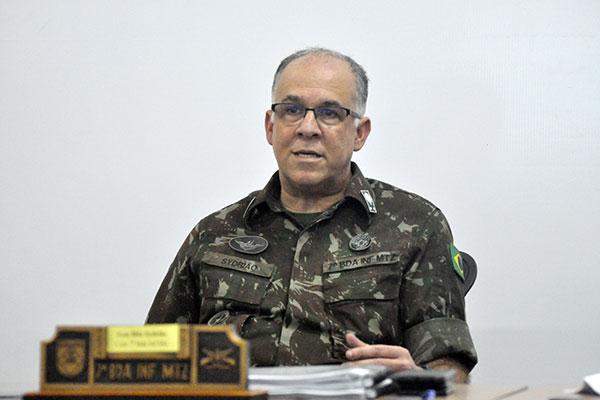 General Sydrião COMANDANTE DA 7ª BRIGADA DE INFANTARIA MOTORIZADA