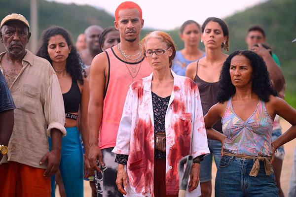 Sonia Braga está no elenco de filme rodado em solo potiguar que concorre a Palma de Ouro
