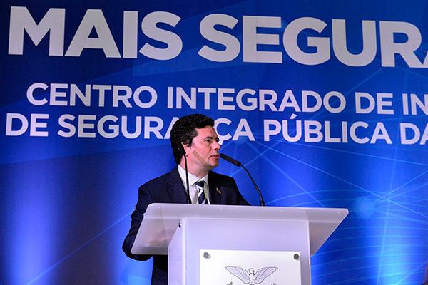 O ministro da justiça Sérgio Moro assinou a portaria que especifica ações da imigração no torneio