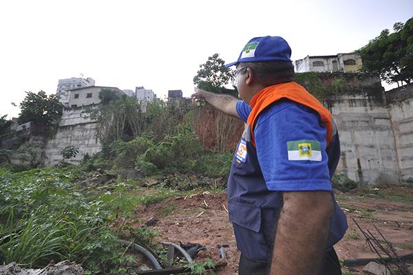 Defesa Civil, Comunidade do Jacó
