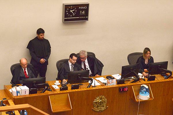 Ministros do Superior Tribunal de Justiça tomaram decisão unânime para soltar o ex-presidente Michel Temer e o coronel Lima