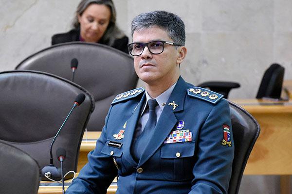 Coronel Azevedo, eleito pelo PSL
