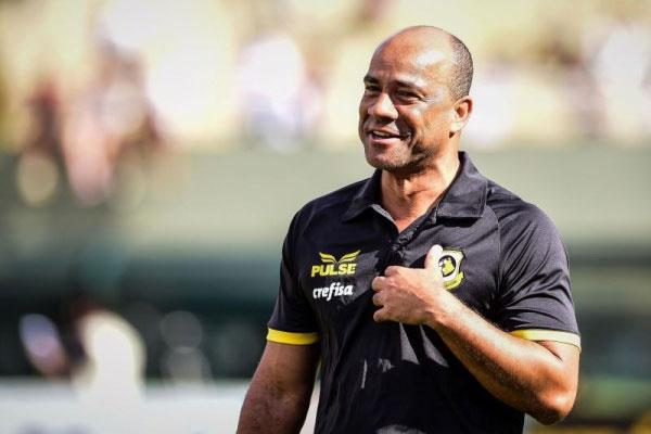 Treinador estava na equipe de São Bernado-SP. Sérgio Soares comanda a equipe abecedista a partir desta quinta (16)
