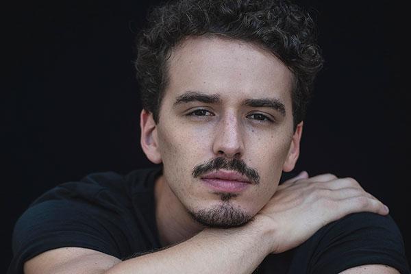 Gabriel Stauffer faz parte do elenco de O Sétimo Guardião