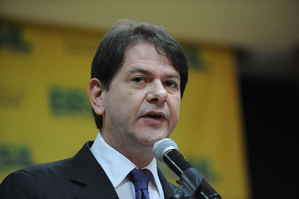 Senador Cid Gomes (PDT-CE)