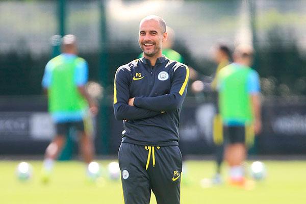 Guardiola comanda o City que corre o risco de ser excluído
