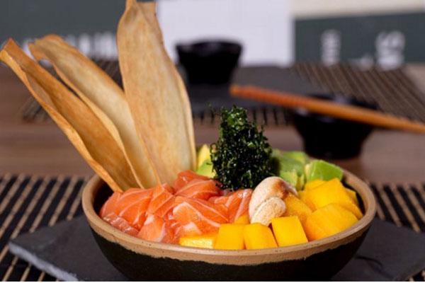 Poke Kojin é prato criado pelo restaurante Kojin para o festival Brasil Sabor