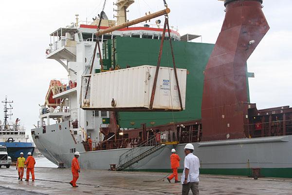Em relação ao quarto trimestre do ano passado, exportações recuaram 1,4% de janeiro a março