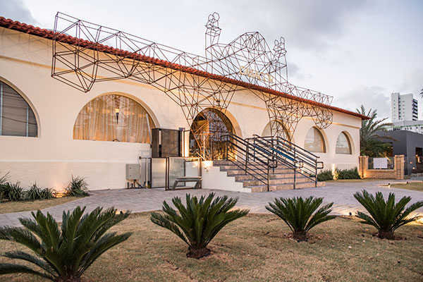 O ponto central e o investimento realizado na reforma de 2017 foram determinantes para a Casa Cor  2019 retornar ao Aeroclube de Natal. Este ano, o local terá áreas maiores e trará inovações