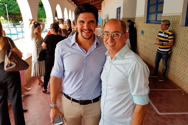 Luciano Almeida e César Revorêdo coordenam Casa Cor RN
