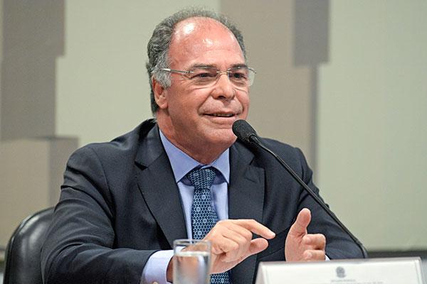 Líder do governo no Senado, Fernando Bezerra Coelho defendeu a aprovação da medida provisória