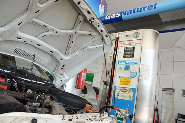 Conforme dados da Companhia Potiguar de Gás, a Potigás, o maior volume de gás natural consumido no Estado é pelas indústrias e, em seguida, pelos automóveis