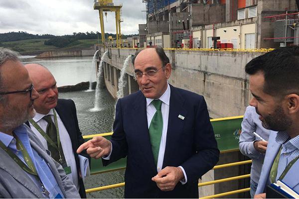 Presidente da Iberdrola, José Ignacio Galán, disse que empresa deve investir R$ 30 bilhões no País